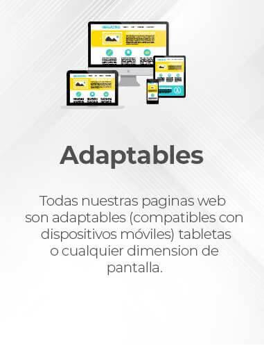 Paginas Web Adaptables
