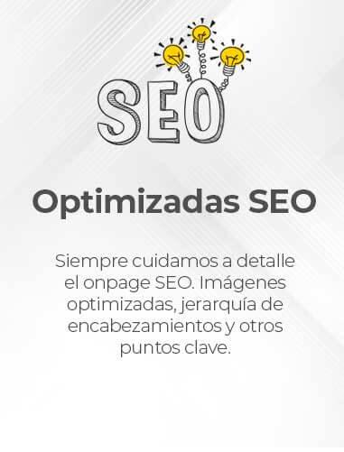 paginas web seo