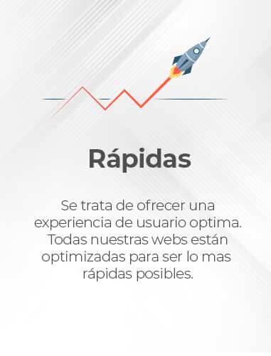 Paginas Web rapidas