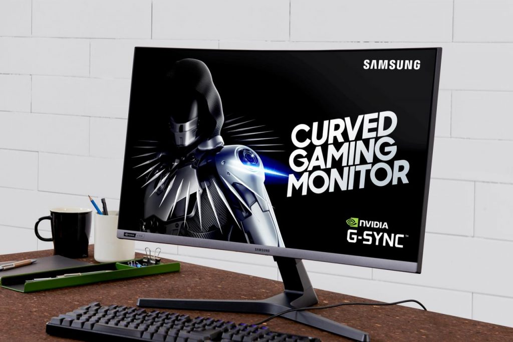 Samsung anuncia el nuevo monitor CRG5 enfocado en los juegos en el E3 2019