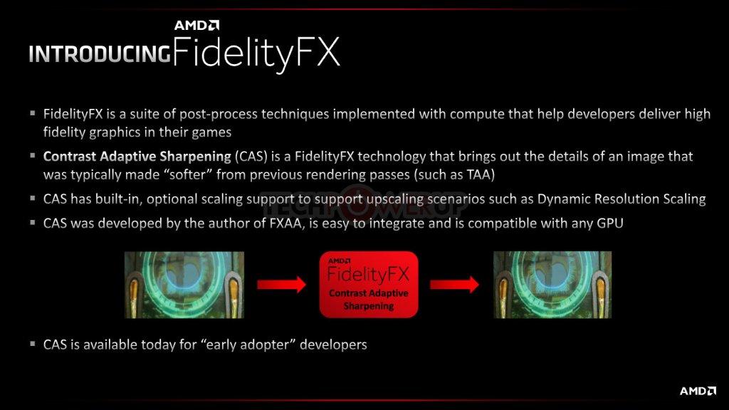 AMD FidelityFX vs. Nvidia Freestyle: En qué se diferencian