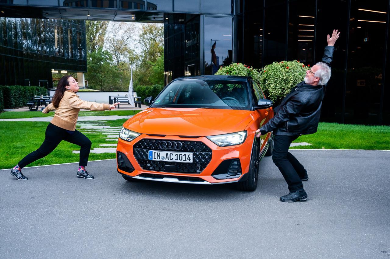 Audi en red, pesadilla de privacidad, trucos e inversiones de Google