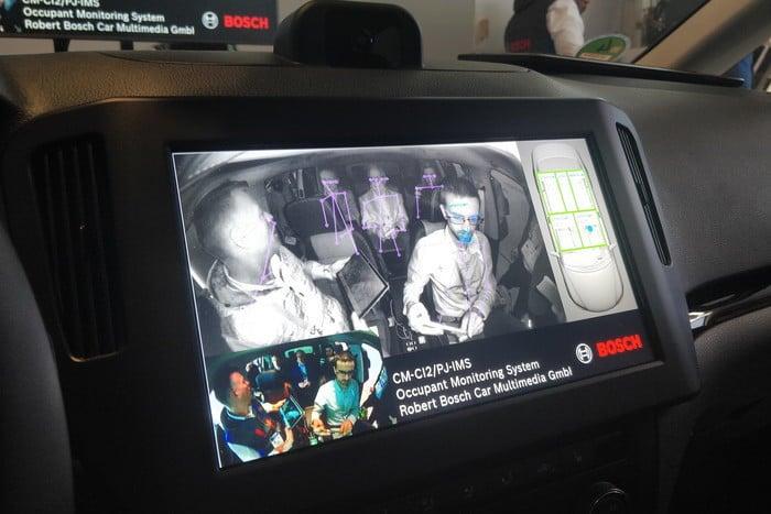 CES 2020: Bosch garantiza la seguridad en el coche mediante el reconocimiento facial