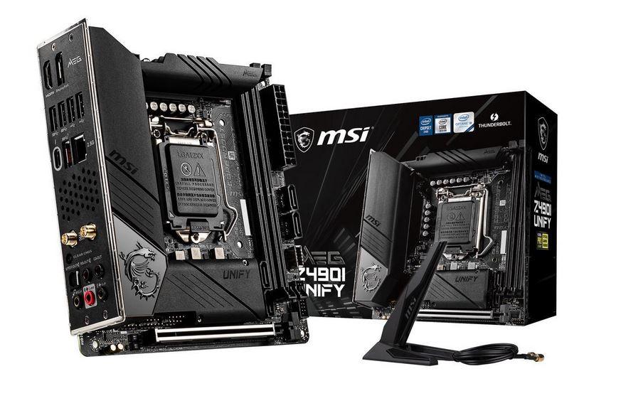 Las 4 mejores placas madre mini ITX Z490 para tu equipo de juego compacto de ensueño